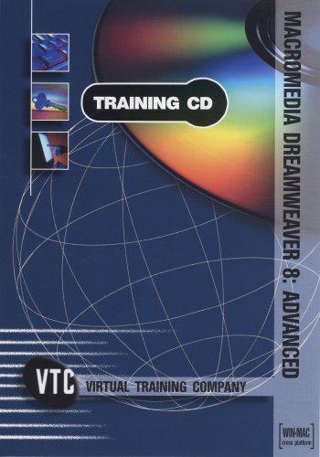 Macromedia Dreamweaver 8: Advanced VTC Training CD