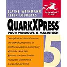 Quark xpress 5 quickstart visuel