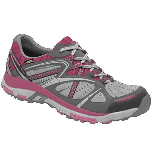 Pink Women's Shoe 161 Evolution Treksta Hiking SWxX7pSnAw