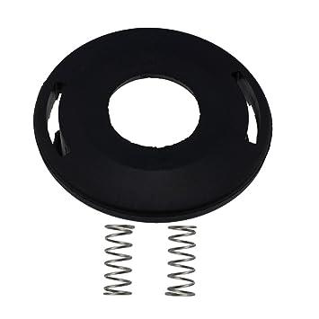 Amazon.com : HIPA Autocut 25-2 Trimmer Head Cap Cover with 2 ...