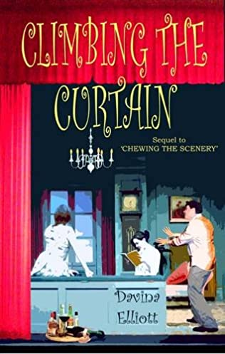 book cover of Climbing the Curtain