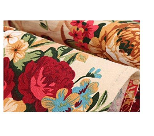 Party vestito Apricot Vintage 1950 Floral Garden da partito vestito Spring da Floral cocktail picnic del OxR75xwq