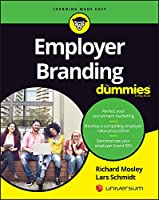 Employer Branding For Dummies Front Cover