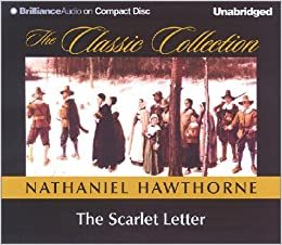 the scarlet letter classic collection brilliance audio audiobook cdunabridged