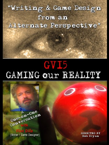 (GRAFFITI VERITE' 15 (GV15) GAMING OUR REALITY: Writing & Game Design from an Alternate Perspective)