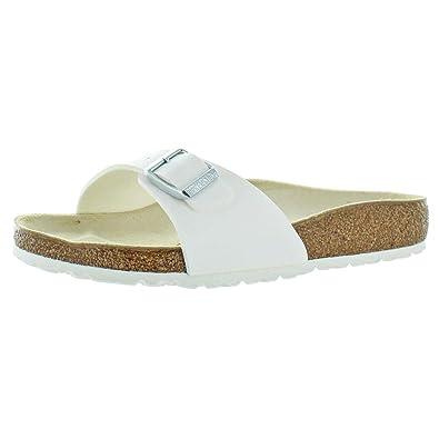 0701d6681 Amazon.com | Birkenstock Women's Madrid Birko-Flor EVA Slide Sandals ...