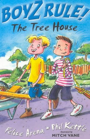 book cover of The Tree House