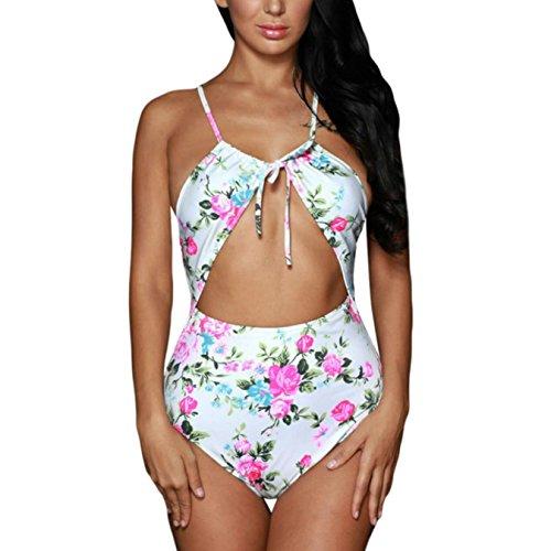 722db374e42a9 CBEBOU One Piece Swimsuit Women Sport One-Piece Suits Departure Beach May  Swimwear