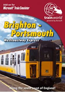 London and the South East Add-On for MS Train Simulator (PC CD