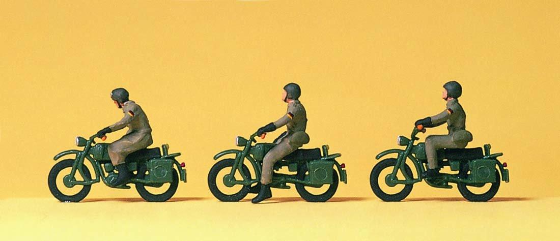 最新作の Preiser 16834 German Federal 16834 ) Motorcyclists German ( 3 ) B003XRC0MS, ラズベリーショップ:4799621d --- a0267596.xsph.ru