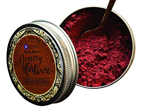 Prima Marketing Memory Hardware Artisan Powder - Parisian Rosewood (Parisian Memories)