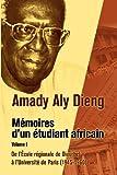 Mémoires D'un Étudiant Africain, Amady Aly Dieng, 2869784813