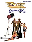 zz top sheet music - ZZ Top -- Greatest Hits: Guitar/TAB/Vocal