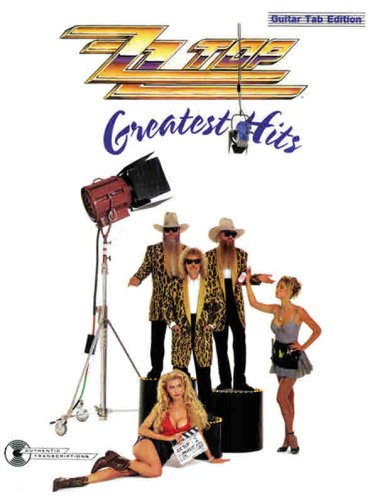 ZZ Top -- Greatest Hits: Guitar/TAB/Vocal ()