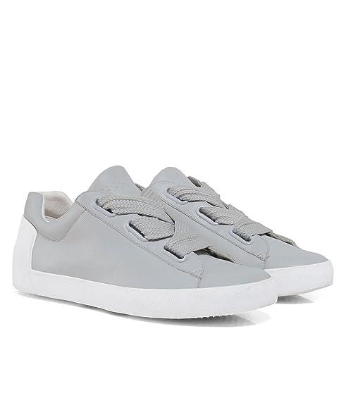Ash Footwear Scarpe Nina Scarpe da Ginnastica in Pelle Pelle Pelle Pearl Donna      cfa706