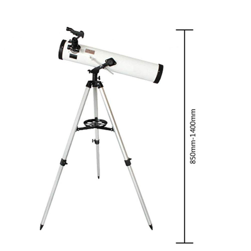 Astronomical Telescope, HD High Power Low Light Level Night Vision Star View Mirror, Suitable for Children, Beginners, Outdoor, Travel, Gifts by TJSCY