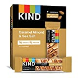 KIND Bars, Salted Caramel & Dark Chocolate Nut, Gluten Free