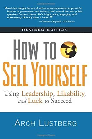 Amazon how to sell yourself revised edition ebook arch digital list price 1699 fandeluxe Image collections