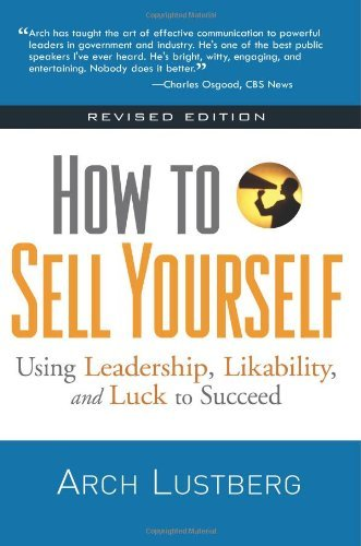 Amazon how to sell yourself revised edition ebook arch how to sell yourself revised edition by lustberg arch fandeluxe Gallery