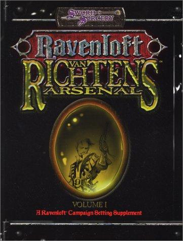 Van Richten's Arsenal (Ravenloft)