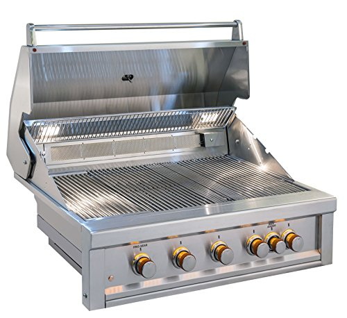 bbq built in gas - 6