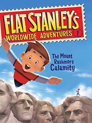 book cover of The Mount Rushmore Calamity