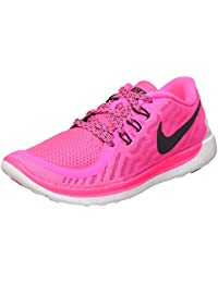 Kids Free 5.0 (GS) Running Shoe. NIKE