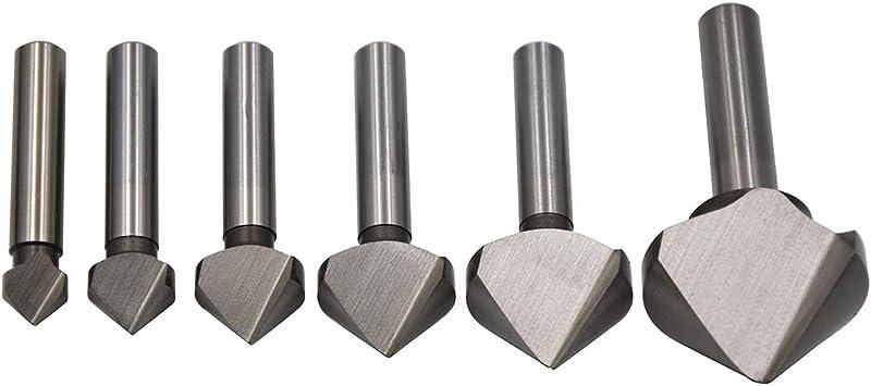 Countersink D 15,0// 16,5// 19,0// 20,5// 23// 25mm HSS 90° Sinker