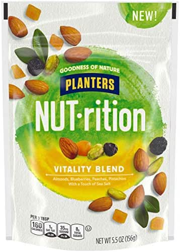 Nuts & Seeds: Planters Nut-rition Vitality Blend