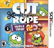 Cut The Rope: Triple Treat - Nintendo 3DS