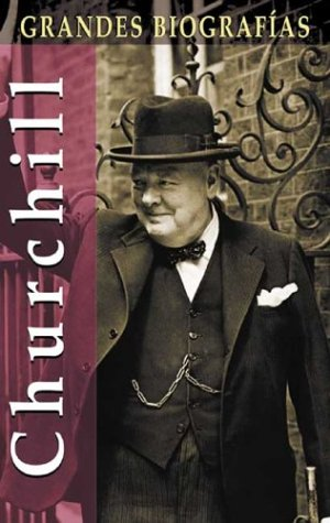 Churchill (Grandes biografías series) by Edimat Libros