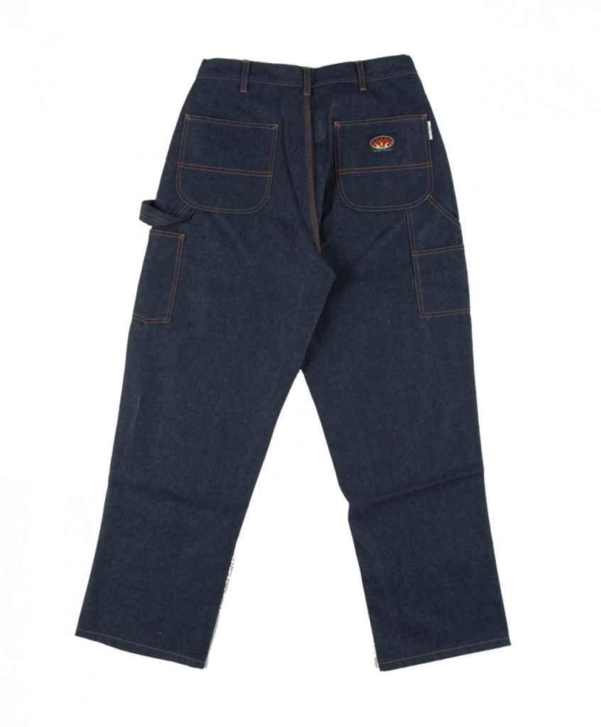 RASCO PANTS メンズ B00H073YUO 35W x 34L|ブルー ブルー 35W x 34L
