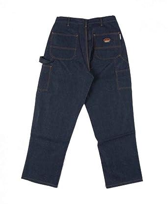 ea7c9a20 Rasco FR Men's Denim 11.5 Oz Carpenter Pants at Amazon Men's Clothing store: