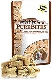 PureBites Turkey Dog Treats, 2.47-Ounce, My Pet Supplies