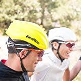 veloToze Helmet Cover - Viz-Yellow