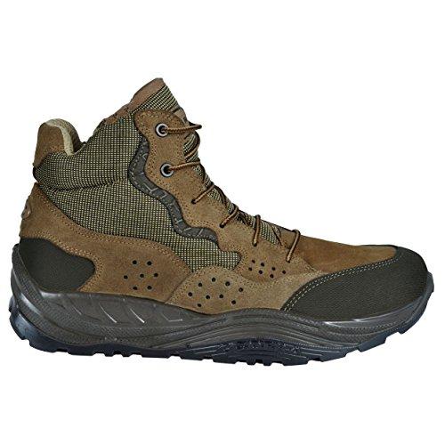 Cofra 55160-001.W40 Watsu S1 P SRC Chaussures de sécurité Taille 40 Kaki