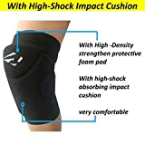 Rawxy Volleyball Knee Pads with High Shock