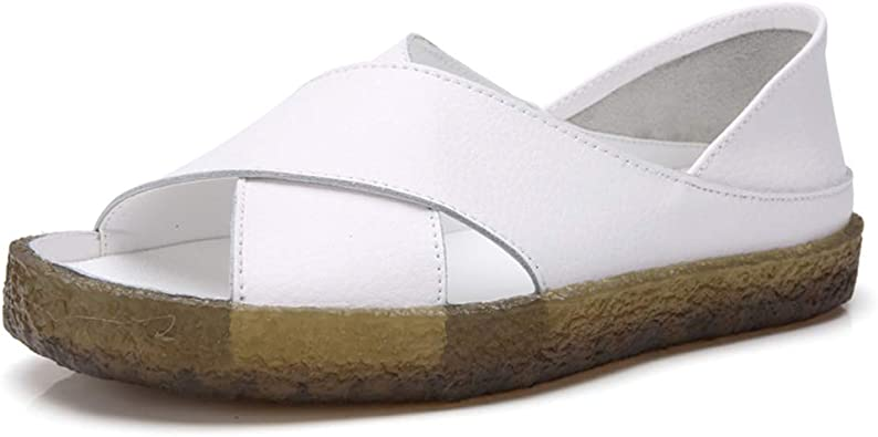 Women Flat Sandals Cushioned Insole
