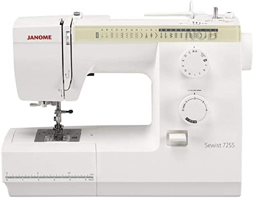 Janome - Máquina de coser Sewist 725S: Amazon.es: Hogar