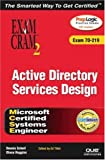 MCSE Windows 2000 Active Directory Services Design, Dennis Scheil and Diana Bartley, 0789728648
