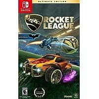 Rocket League ultimate Edition Nintendo Switch (Nintendo Switch)