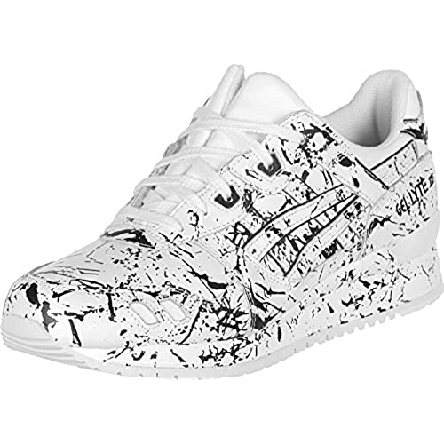 sale retailer 4057e 79d6e ASICS - Baskets basses - Homme - Sneakers Gel Lyte III Marble Blanc pour  homme outlet