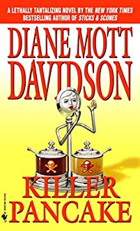 Killer Pancake by Diane Mott Davidson ebook deal
