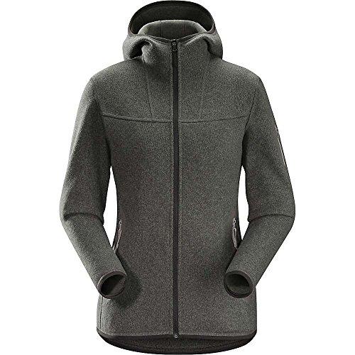 Arcteryx Covert Hoody Jacket (Arc'Teryx Arcteryx Womens Covert Hoody - Magnet - XS)