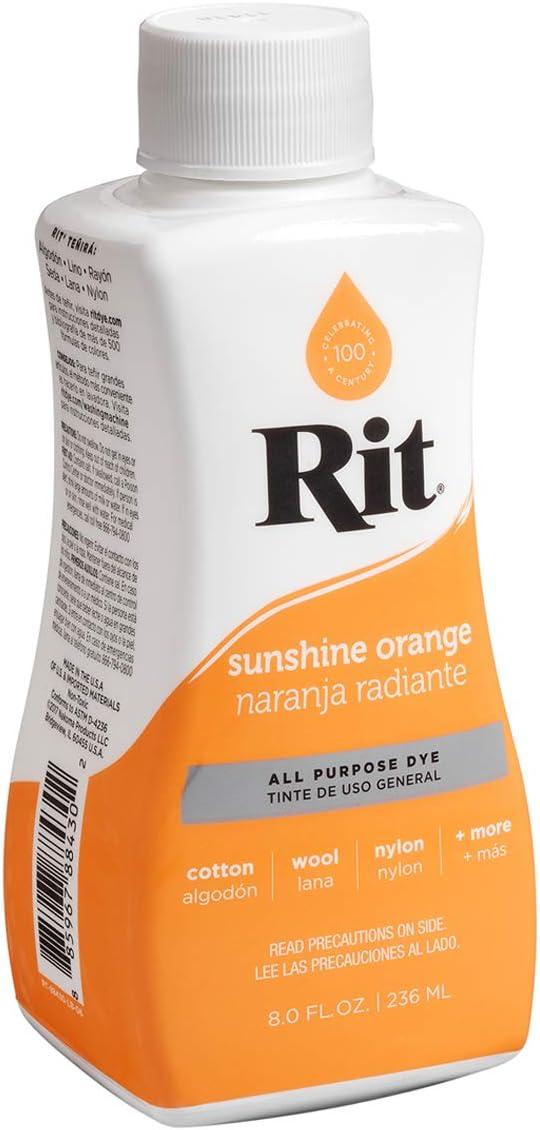 All-Purpose Liquid Dye, Sunshine Orange