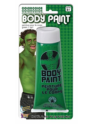 Forum Novelties Washable Body Paint 3.4oz Green]()