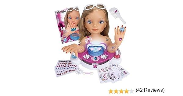 Amazon.es: Nancy - Escuela de Uñas (Famosa 700012414): Juguetes y ...