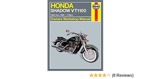Honda Shadow 1100 '85'98 Haynes Repair Manuals. Honda Shadow 1100 '85'98 Haynes Repair Manuals 0038345023132 Amazon Books. Honda. 98 Honda Shadow Vt1100 Wiring And Electrical System Diagram At Scoala.co