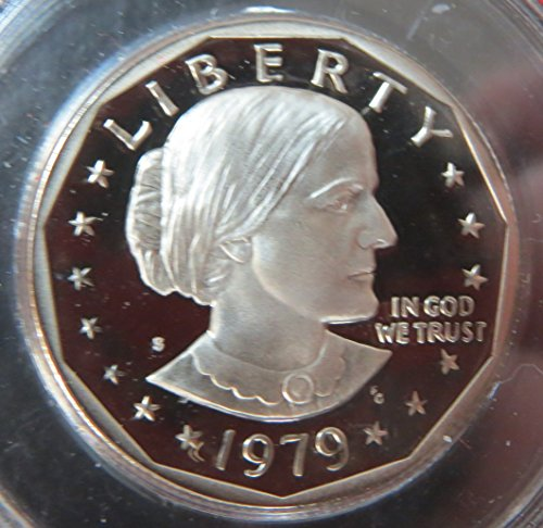 1979 S Susan B. Anthony Type 2 Proof Dollar Perfect ()