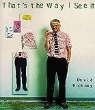That's the Way I See It, David Hockney, 0811814874